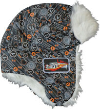 Disney Cars Hat Boys Winter Trapper Hat Ages 4 To 8 Years