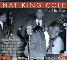 Nat King Cole and His Trio - Rare Radio Transcriptions [CD]