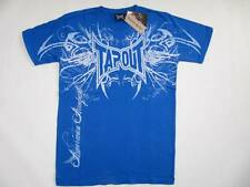 TAPOUT Darkside T-Shirt Blue S M L XL XXL MMA UFC Mixed Martial Arts Neuf