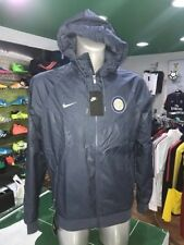 CHAQUETA VIENTO FÚTBOL JACKET AUTHENTIC WINDRUNNER NIKE 2017/2018 INTER