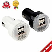 Dual 2 Port USB Car Power Charger Adapter for iPhone6/6PLUS 5S iPod Camera &&