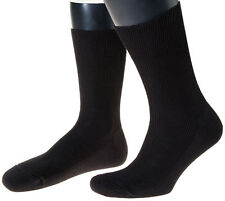 BLU woll-socken, fino , MADE IN GERMANIA 100% LANA IN 3er Pack, MARINO