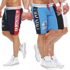 Geographical Norway Quino Herren Polo Badehose Badeshorts Bade Bermuda Shorts