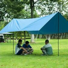 Sun Shelter Cloth Outdoor Camping Mattress Picnic Beach Party Tent Awning Tool