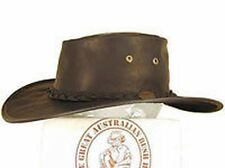Mayser Outback Cappello in pelle