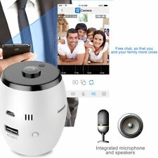 960P Intelligent Wireless Panorama Camera 1MP with 180° Panoramic View Lot IS