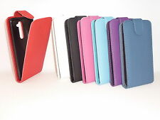FUNDA CARCASA SOLAPA BILLETERA PARA LG OPTIMUS G2 D802
