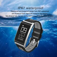 Ultra-thin Smart Wristband Fashion Waterproof Bluetooth Fitness Watch N109 HA