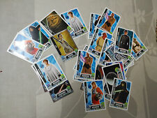 Cartas - Cromos Sueltos coleccion  star wars - Force Attax