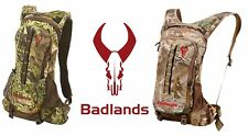 Badlands Reactor Backpack 3-LT 100+oz Hydration System Poly Realtree XTRA & MAX1