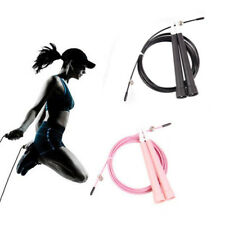 Professional Adjustable Steel Bearing Speed Rope Skipping Jumping Exercis