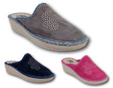 FUTURELLE Glamour. Ciabatte, Pantofole Donna 739, con tacco. MADE IN ITALY.