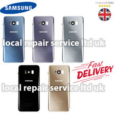 Battery Back Rear Glass Cover Replacement For SAMSUNG GALAXY S8 S8 PLUS