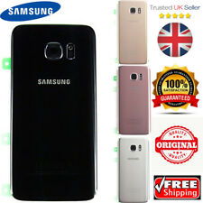 Original Rear Glass Battery Back Cover For Samsung Galaxy S7 G930F S7 Edge G935F