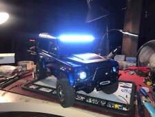1/10 scale RC light bar led for axial scx10 Jeep wra Tamiya FJ rc4wd D90 proline