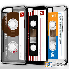 PERSONALISED CASSETTE TAPE RETRO CLASSIC Phone Case Cover For iPhone Samsung