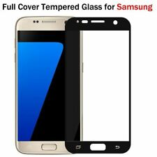 Full Cover Colorful Screen Protector Tempered Glass Film for Samsung Galaxy A3 A