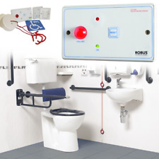 Robus Disabled Toilet Pack Disabled Toilet Alarm Alarm