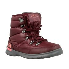 The North Face Thermoball T92T5LNUH rojo burdeos botas 36.0