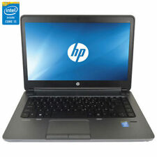HP ProBook 640 4th Gen i5 4GB - 8GB Ram 500GB-1TB Hdd Warranty Win10 6M Warranty