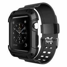 Simpeak Correa para Apple Watch Series 2 / 1 42mm Reemplazo de Silicona Suave