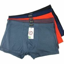 5pcs / LOTTO BOXER INTIMO UOMO INTIMO Box Plus grande taglia xl 6xl