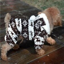 Warm Outfit For Dog Autumn Winter Dog Clothes Soft Fleece Coat Pet Clothing Jack