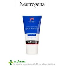 NEUTROGENA CREMA DE MANOS RAPIDA ABSORCION 75ML TEXTURA LIGERA