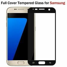 Full Cover Tempered Glass for Samsung Galaxy A3 A5 2017 J510 J710 2016 S7 S6 S5