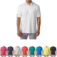 Adidas Climacool Tipped Club Golf Polo Shirt