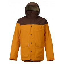 GIACCA SNOWBOARD UOMO BURTON MB BREACH JACKET GOLDEN OAK / CHESTNUT