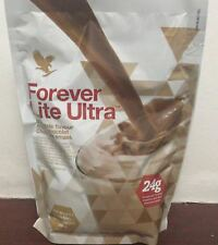 FOREVER LIVING LITE ULTRA SHAKE WITH AMINOTEIN CHOCOLATE OR VANILLA FREE DELIVER