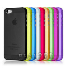 0.3mm Super Slim Ultra Thin Crystal Hard Case Cover For Apple iPhone 5 5s 6