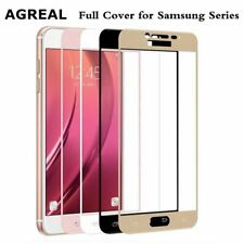 Full Cover Tempered Glass for Samsung Galaxy S6 S7 J2 J5 J7 Prime Note 4 Note 5