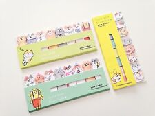 Goro Goro Nyansuke cat cute kawaii kitsch sticky notes post-its stick markers