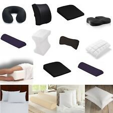 Memory Foam Core Pillows Choose From 2,4,6 or 8 Harley Street Pillow Packs
