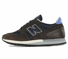 NEW BALANCE X NORSE PROJECTS M770NP 'LUCEM HAFNIA' - BROWN -  UK 8, 8.5