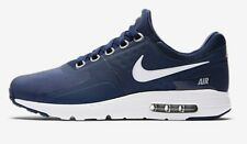 Nike AIR MAX ZERO ESSENTIAL MEN'S SHOE Midnight Navy/White-Size US 10,10.5 Or 11