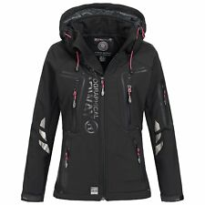 Geographical Norway Vaasai Lady Damen Softshell Jacke Outdoor Funktionsjacke
