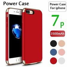 3500mAh Power Bank Battery External Backup Case Charger Cover for iPhone 7 plus
