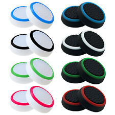 Striped Controller Grips Thumb Stick Cap Cover For Xbox One, PS4, Xbox 360 & PS3