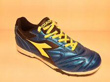 DIADORA   ITALICA TF JR COL BLUE/FLUO/BLACK C3981 SCARPA CALCETTO