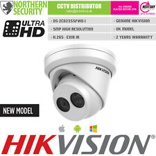 HIKVISION 4mm 5MP 2MP P2P ONVIF EXIR POE SD-CARD TURRET DOME IP SECURITY CAMERA