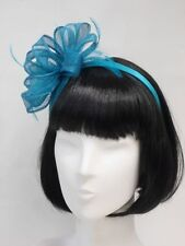 Seeberger Fascinator Turchese
