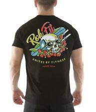 rokfit The appendere DIECI T-shirt CROSSFIT sollevamento pesi fitness