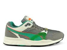 Puma Trinomic XT1 Plus trainers Green Grey White UK 9 EUR 430 ... 3b320254a