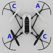 Blades Props For Parrot Minidrone Rolling Spider Drone 4pcs Minidrones Propeller