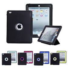 Custodia Magnetica Smart in Pelle Sintetica Supporto per iPad 2 3 4/Mini /Air 2