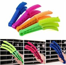 Microfiber Window Cleaning Brush Air Conditioner Duster Cleaner with Washable Bl