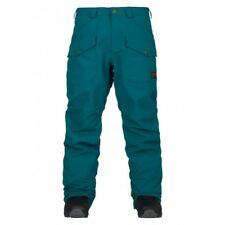 PANTALONE SNOWBOARD UOMO ANALOG CONTRACT PANT BLUE 107